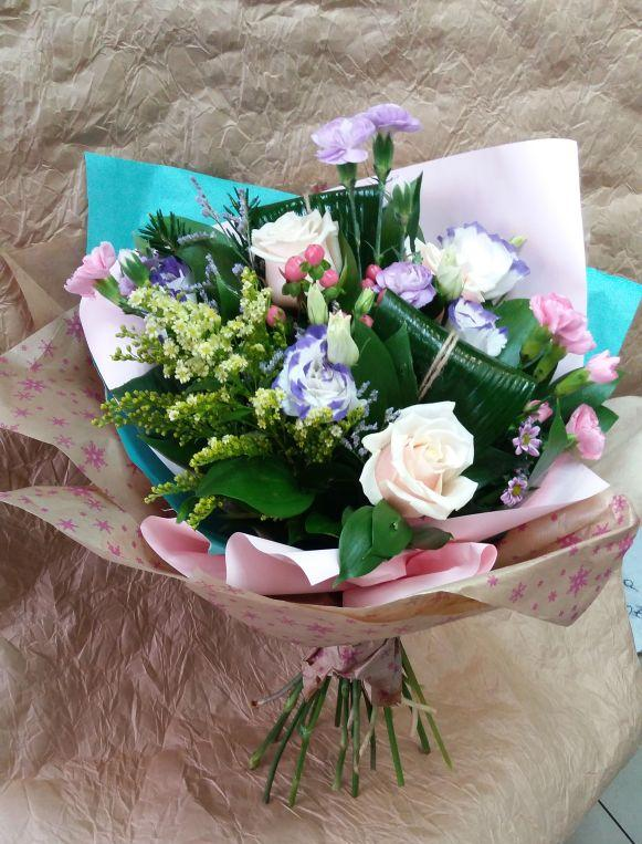 Цветов, заказ букетов в астрахани