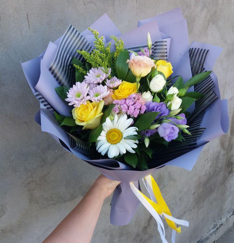 Порадовал интернет заказ цветов в улан-удэ, букет невесты орхидей